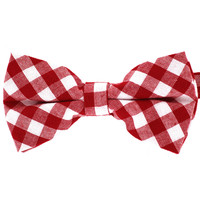 Tok Tok Designs Pre-Tied Bow Tie for Men & Teenagers (B322, 100% Cotton)