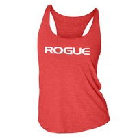 Women's Rogue Red Tank
