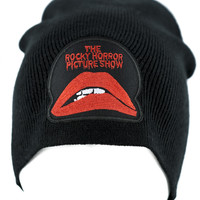 Rocky Horror Picture Show Movie Beanie Alternative Style Clothing Knit Cap