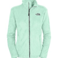 The North Face Osito Jacket - Women's Beach Glass Green Small