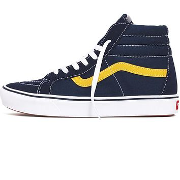 Sport Comfycush Sk8-Hi Reissue Sneakers Dress Blues / Gibraltar Sea / Sulphur