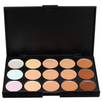 ROMWE | Professional Makeup Camouflage Facial Concealer Cream Palette , The Latest Street Fashion