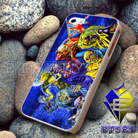 Iron Maiden EDDIE Collection Trooper 2 For iPhone case Samsung Galaxy case Ipad case Ipod case