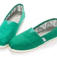 TOMS Women's Classics Earthwise Shoe