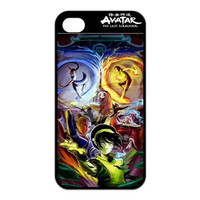 Avatar the Last Airbender - iphone 4 4s case iphone 5 case Samsung Galaxy S3 S4 I9500 case cover