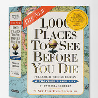 1,000 Places To See Before You Die By Patricia Schultz  - Urban Outfitters