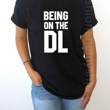 Being on the DL - Unisex T-shirt for Women - shpfy