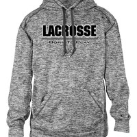 Lacrosse Born to Play Blend Hoody