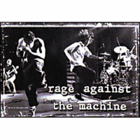 Rage Against The Machine Poster Flag