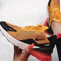 NIKE AIR MAX 270 Women Casual Sports Sneaker Shoes