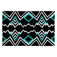 Elisabeth Fredriksson Wicked Valley Pattern 2 Woven Rug