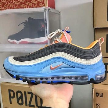 Nike Air Max 97 Full Palm Air Running Sneakers Shoes