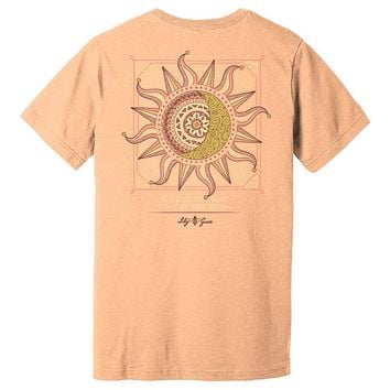 Sun and Moon Tee by Lily Grace