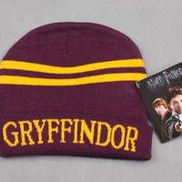 Harry Potter Gryffindor/Slytherin/ravenclaw/Hufflepuff Thicken Wool Knit Hat Cap