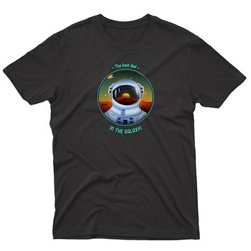 The Best Dad in the Galaxy Men's T-shirt
