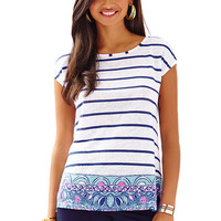 Aimee Top - Lilly Pulitzer