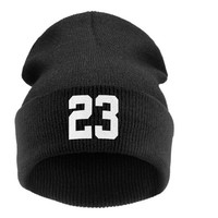 2015 New Knitting Winter Wool Acrylic Brand Beanies Hip Hop Warm Hats / Bonnets for Fashion Men Women Caps 23 = 1946844292