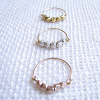 Junction Stacking Rings