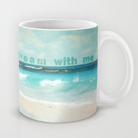 dream with me Mug by Sylvia Cook Photography