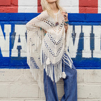 The Route 66 Poncho