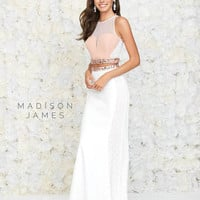 Madison James Prom 15-102 Madison James Lillian's Prom Boutique