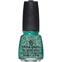China Glaze - Pine-Ing For Glitter 0.5 oz - #81933