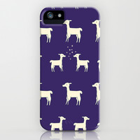 *** Lamas in Love  *** iPhone & iPod Case by Monika Strigel for iphone 5c + 5s + 5 + 4s + 4 + 3gs + 3g + ipod + samsung galaxy !!!