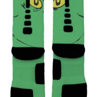 GRINCH Custom Nike Elites