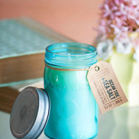 PADDYWAX OCEAN TIDE & SEA SALT MASON JAR CANDLE