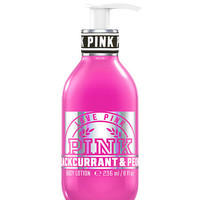 Blackcurrant & Peony Body Lotion - PINK - Victoria's Secret