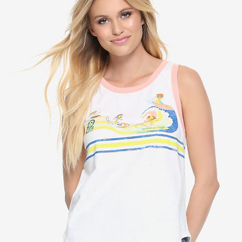 Rocket Power Surf Womens Tank Top - BoxLunch Exclusive