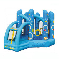 Kaleida Disco Jumper with Ball Pit Bounce House