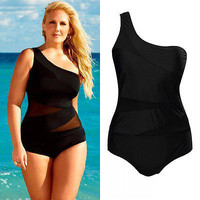 Plus Size XL-3XL Women's Sexy Bikini Swimsuit new Bandage Swimwear