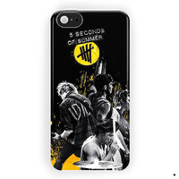 5 Second Of Summer The Poster Black For iPhone 5 / 5S / 5C Case