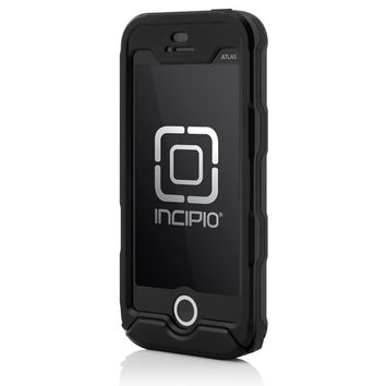 The Black Incipio ATLAS ID™ (Domestic US) Ultra Rugged Waterproof Case for iPhone 5s