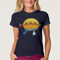 Believe in the Magic of Christmas Tshirt
