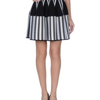 Alaïa Mini Skirt - Women Alaïa Mini Skirts online on YOOX Poland