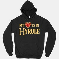 My (Heart) is in Hyrule