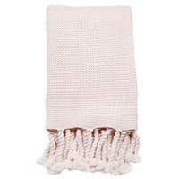 Trestles Blush Throw