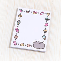 Sweets notepad