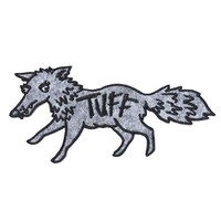 Tuff Wolf Large Patch