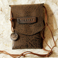Harry Potter Inspired MUGGLE Hand Bag Clutch Cell Phone Case Wallet Flask Festival Bag Purse Costume and Novelty