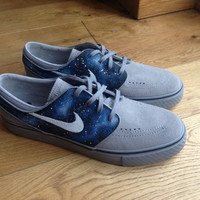 Galaxy Janoski (Grey/Blue)