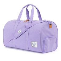 Herschel Supply Co.: Novel Duffle Bag - Lilac