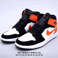 Air Jordan 1 Mid basketball shoes