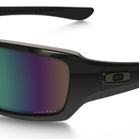 Oakley Fives Squared Polished Black Prizm Shallow Water Polarized Lenses oo9238-18