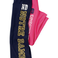 JANSPORT : University of Notre Dame Women's French Terry Pant : Hammes Notre Dame Bookstore : www.nd.bkstr.com