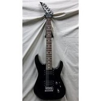 Jackson Used Jackson DINKY Black Solid Body Electric Guitar | GuitarCenter