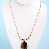 Designed to Shine Gold Necklace