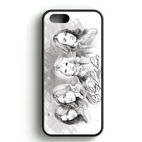 liars pretty little iPhone 4s iPhone 5s iPhone 5c iPhone SE iPhone 6 6s iPhone 6 6s Plus Case